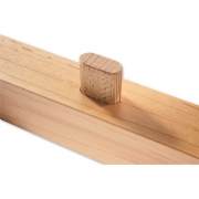 wooden side joint